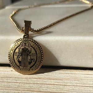 Jewelry - Saint Benedict Necklace